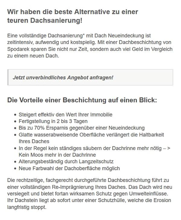 Beschichtung Vorteile aus  Klein-Winternheim: Dachfarbe, Reinigung, Lebensdauer