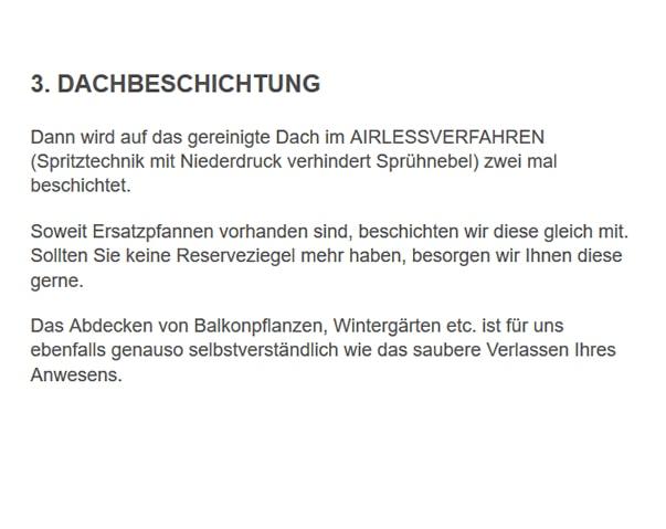 Beschichtungen mit Garantie aus  Filderstadt