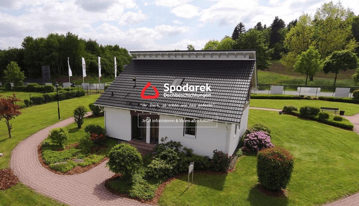 Dachbeschichtungen Spiesheim - SpodarekDach.de: Dachreinigung, Dachsanierungen, Dachdecker Alternative