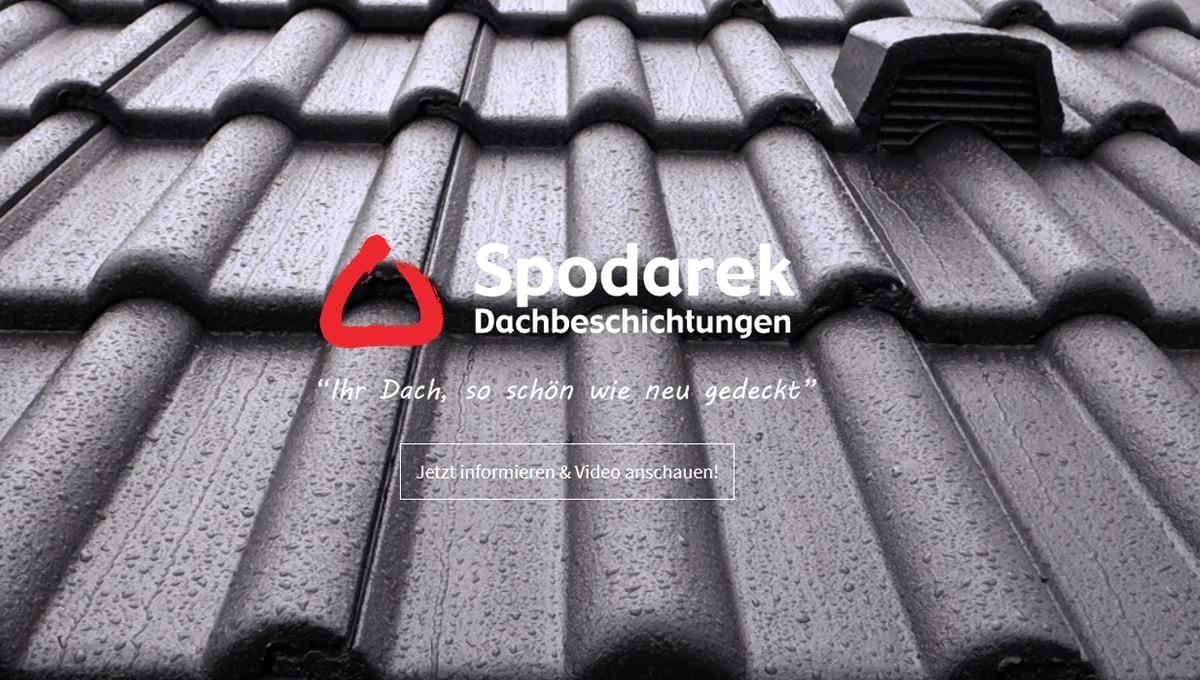 Dachbeschichtung Bodenheim - SpodarekDach.de: Dachdecker Alternative, Dachsanierungen, Dachreinigung