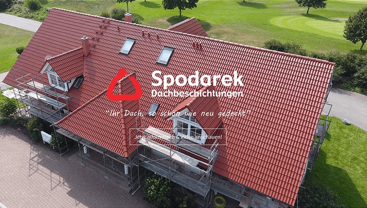 Dachbeschichtung für Filderstadt - SpodarekDach.de: Dachreinigungen, Dachsanierungen, Dachdecker Alternative