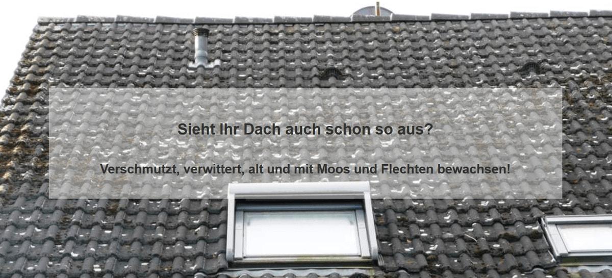 Dachprobleme aus  Heddesheim: Schäden an der Oberfläche, Ziegel, Dachsteine